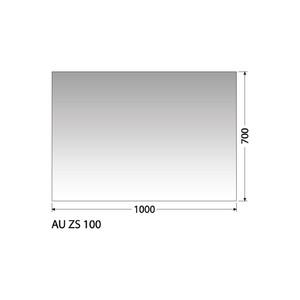 Zrcadlo Intedoor Austin AU ZS 100