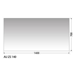 Zrcadlo Intedoor Austin AU ZS 140