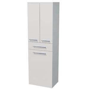 Vysoká skříňka Intedoor UNI SV 162/50 1Z 2D K