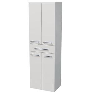 Vysoká skříňka Intedoor UNI SV 162/50 1Z 4D