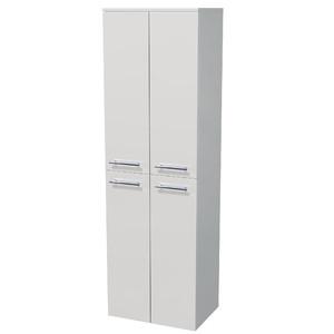 Vysoká skříňka Intedoor UNI SV 162/50 4D